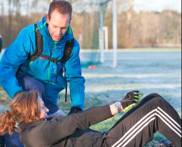 personal trainer heeze leende